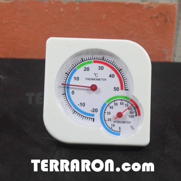 Thermometer / Hygrometer Analog