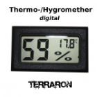 Hygro-/Thermometer Digital