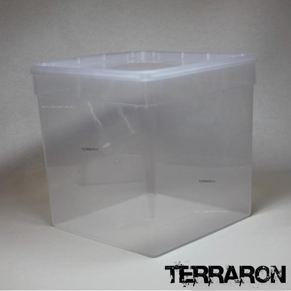 BraPlast Dose 5,8L transparent