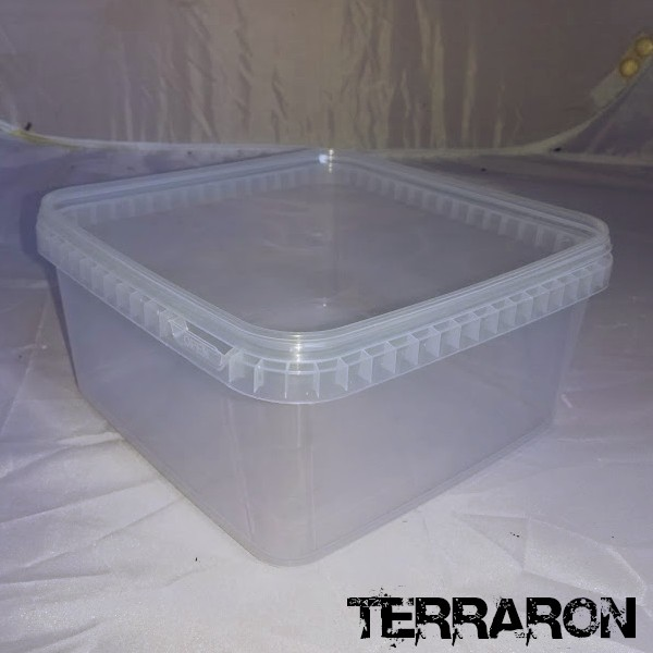 Tier-Box BIG 2500ml - transparent